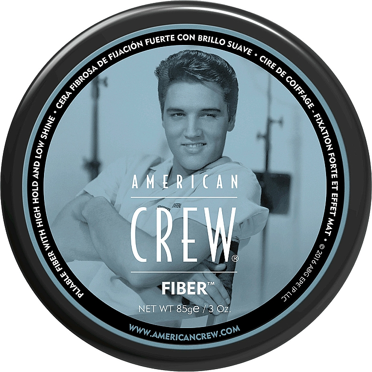 Pasta silnej fixacií - American Crew Classic Fiber