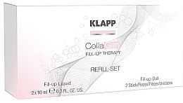 Voňavky, Parfémy, kozmetika Sada - Klapp CollaGen Fill-Up Therapy Refill Set