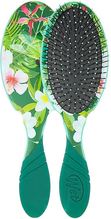 Kefa na vlasy - Wet Brush Pro Detangler Neon Floral Tropics
