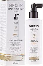 Voňavky, Parfémy, kozmetika Výživná maska na vlasy - Nioxin Thinning Hair System 3 Scalp Treatment