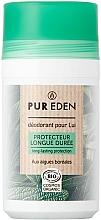 Voňavky, Parfémy, kozmetika Roll-On dezodorant pre mužov - Pur Eden Deodorant Long-Lasting Protection
