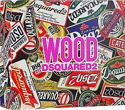 Voňavky, Parfémy, kozmetika Dsquared2 Wood Pour Femme - Sada (edt/50ml + sh/gel/50ml + b/lot/50ml)
