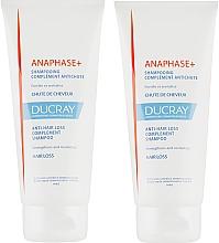Voňavky, Parfémy, kozmetika Sada - Ducray Anaphase+ (sch/2x200ml)