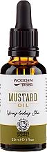 Voňavky, Parfémy, kozmetika Horčičný olej - Wooden Spoon Mustard Oil