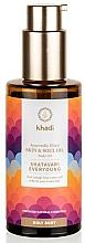Voňavky, Parfémy, kozmetika Ajurvédsky elixírový olej pre telo   - Khadi Ayurvedic Elixir Skin & Soul Oil Shatavari Everyoung