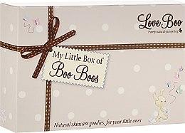Voňavky, Parfémy, kozmetika Sada - Love Boo My Little Box Of Boo Boos (b/lot/50ml + sh/gel/shm/50ml + b/oil/10g + bath/f/50ml)