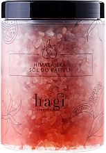 Voňavky, Parfémy, kozmetika Himalájska kúpeľová soľ - Hagi Bath Salt