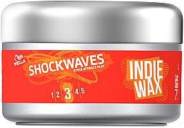 Voňavky, Parfémy, kozmetika Vosk na vlasy - Wella ShockWaves Indie Wax