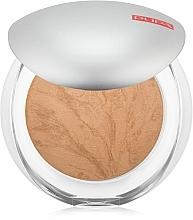 Voňavky, Parfémy, kozmetika Púder na tvár kompaktný - Pupa Luminys Silky Baked Face Powder