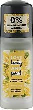 """Voňavky, Parfémy, kozmetika Guľôčkový dezodorant """"Kvety ylang ylang a kokos"""" - Love Beauty&Planet Deodorant Roller Coconut Oil And Ylang Ylang"""