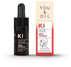 Voňavky, Parfémy, kozmetika Zmes éterických olejov - You & Oil KI-Skin Fungus Touch Of Welness Essential Oil