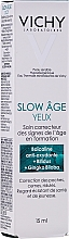 Voňavky, Parfémy, kozmetika Očný krém - Vichy Slow Age Eye Cream