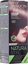 Voňavky, Parfémy, kozmetika Farba na vlasy - Marion Hair Dye Nature Style