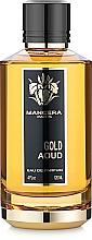 Voňavky, Parfémy, kozmetika Mancera Gold Aoud - Parfumovaná voda