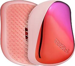 Voňavky, Parfémy, kozmetika Kompaktná kefa na vlasy - Tangle Teezer Compact Styler Cerise Pink Ombre