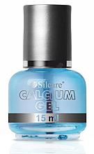 Voňavky, Parfémy, kozmetika Výživný prostriedok na prírodné problémové nechty - Silcare Calcium Gel