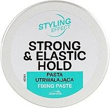 Voňavky, Parfémy, kozmetika Pasta na modelovanie vlasov s bambuckým maslom - Joanna Styling Effect Strong & Elastic Hold Fixing Paste