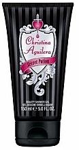 Voňavky, Parfémy, kozmetika Christina Aguilera Secret Potion - Sprchový gél