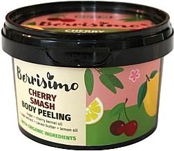 Voňavky, Parfémy, kozmetika Peeling na telo - Berrisimo Cherry Smash Body Peeling