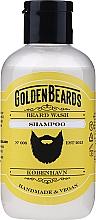 Voňavky, Parfémy, kozmetika Šampón na bradu - Golden Beards Beard Wash Shampoo