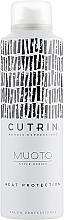 Voňavky, Parfémy, kozmetika Sprej na vlasy s ochranou pred teplom - Cutrin Muoto Heat Protection