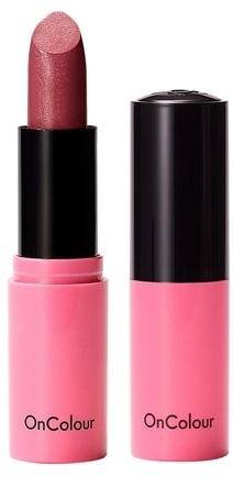 Žiarivý rúž na pery - Oriflame OnColour Shimmer Lipstick
