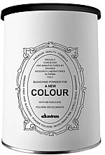 Voňavky, Parfémy, kozmetika Rozjasňujúci prášok - Davines A New Colour Bleaching Powder