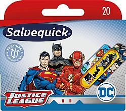 Voňavky, Parfémy, kozmetika Detské náplasti - Salvequick Justice League
