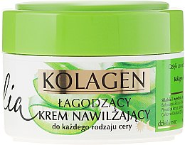 """Voňavky, Parfémy, kozmetika Krém na tvár """"Aloe"""" - Celia Face Cream"""