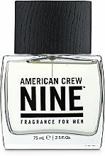 Voňavky, Parfémy, kozmetika American Crew Nine Fragrance For Men - Toaletná voda