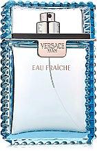 Voňavky, Parfémy, kozmetika Versace Man Eau Fraiche - Toaletná voda