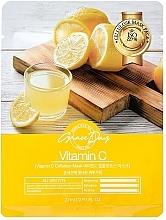 Voňavky, Parfémy, kozmetika Látková maska s vitamínom C - Grace Day Traditional Oriental Mask Sheet Vitamin C