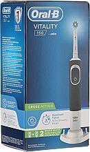 Voňavky, Parfémy, kozmetika Elektrická zubná kefka - Oral-B Vitality 150 Cross Action