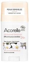 Voňavky, Parfémy, kozmetika Dezodorant-stick - Acorelle Deodorant Stick Gel Heart Of Jasmine
