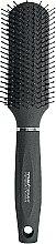 Voňavky, Parfémy, kozmetika Masážna kefa na vlasy čierna - Titania Salon Professional