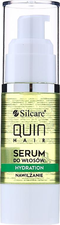 Hydratačné sérum na vlasy - Silcare Quin Hydration Hair Serum