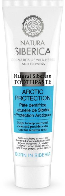 """Zubná pasta """"Arktická ochrana"""" - Natura Siberica"""