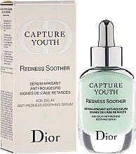 Voňavky, Parfémy, kozmetika Sérum od začervenanie pleti - Dior Capture Youth Redness Soother Age-Delay Soothing Serum