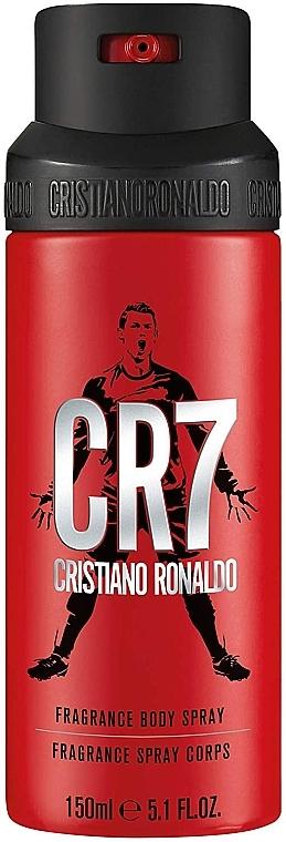 Cristiano Ronaldo CR7 - Dezodoračný sprej