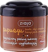 Voňavky, Parfémy, kozmetika Cukorový telový peeling - Ziaja Sugar Body Scrub