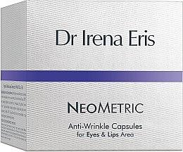 Voňavky, Parfémy, kozmetika Kapsuly s nočným sérom pre oblasť okolo očí a pier - Dr Irena Eris Anti-Wrinkle Capsules for Eyes and Lips Area
