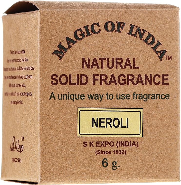 """Prírodný parfumovaný krém """"Neroli"""" - Shamasa — Obrázky N1"""
