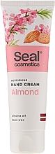 """Voňavky, Parfémy, kozmetika Krém na ruky """"Mandle"""" - Seal Cosmetics Almond Hand Cream"""