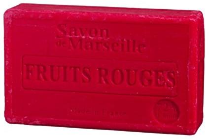 "Prírodné mydlo ""Červené ovocie"" - Le Chatelard 1802 Red Fruit Soap"