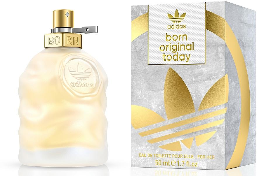 Adidas Born Original Today For Her - Toaletná voda