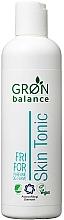Voňavky, Parfémy, kozmetika Pleťové tonikum - Gron Balance Skin Tonic