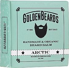"Voňavky, Parfémy, kozmetika Balzam na bradu ""Arctic"" - Golden Beards Beard Balm"