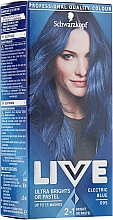 Voňavky, Parfémy, kozmetika Krém na farbenie vlasov 2 v 1 - Schwarzkopf Live Ultra Brights or Pastel