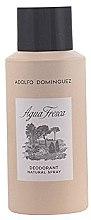 Voňavky, Parfémy, kozmetika Adolfo Dominguez Agua Fresca - Deodorant