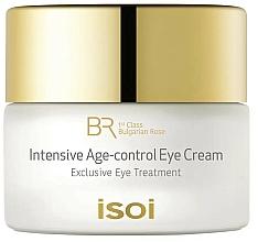 Voňavky, Parfémy, kozmetika Očný krém - Isoi Bulgarian Rose Intensive Age Control Eye Cream